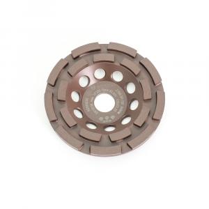 Bosch Diamanttopfscheibe für Abrasive Materialien 125mm